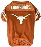 NCAA TEXAS LONGHORNS Football Dog Jersey, Large