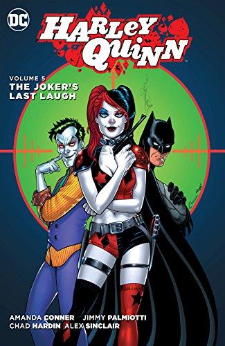 Harley Quinn (2013-2016) Vol. 5: The Joker's Last Laugh