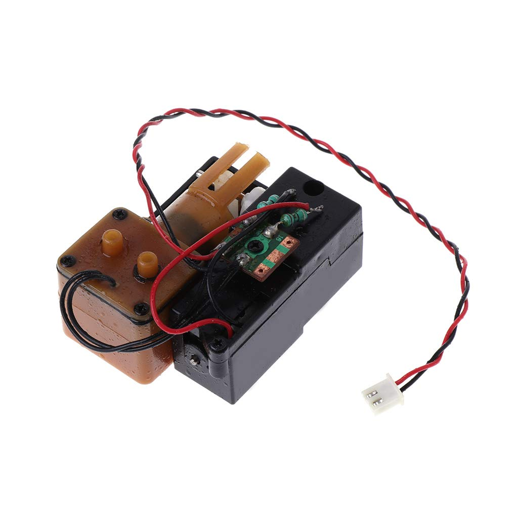JENOR Kids Toys RC Tank Accessories Parts Heng Long Smoke Maker Machine For 1//16 1:16 Chinese 99