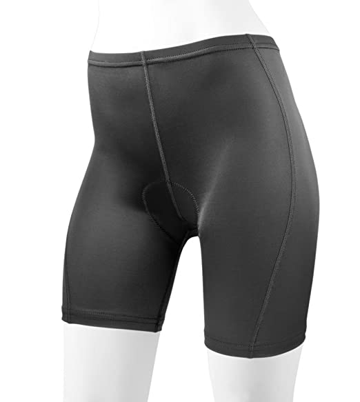 ad5942adb05 Amazon.com  Women s Classic Padded Bike Shorts Riding Cycling ...