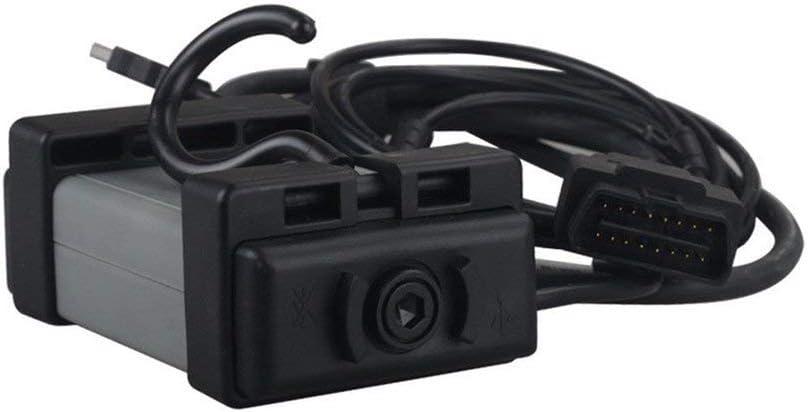 LouiseEvel215 Auto-Motor Auto-Fehlerdiagnose-Scanner Tool Voll Chip Gr/ün-Brett f/ür Volvo Serie Vida Dice