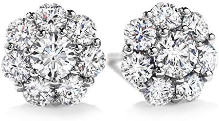 Swarovski Crystals Birthstone Stud Earrings