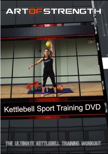 Price comparison product image Kettlebell Sport Training DVD by Valerie Pawlowski