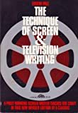 img - for Technique of Screen and Television Writing book / textbook / text book