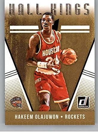 official photos 5a8b9 d0bc9 Amazon.com: 2018-19 Donruss Hall Kings Basketball Card #10 ...