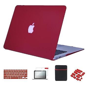 c854699d3c2 Se7enline Macbook Pro Cover Colorful Ultra Slim Hard Shell Matte Case  Accessories for Macbook Pro 13