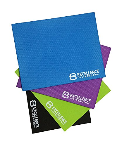 Excellence Strength - Balance Pad - Extra Large Balancing Pad - Perfect Exercize Pad - No-Slip Fitness Pad - Perfect Balance Training for Man And Women 19.5