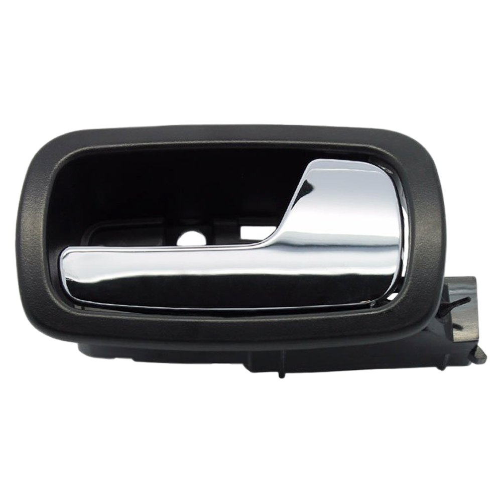 Also Fits 2007-2010 Pontiac G5 and Pursuit Textured Black With Chrome T1A-22722754 Fits Inside Front Right Passenger/'s Side TruBuilt 1 Automotive T1A 2005-2010 Chevy Cobalt Interior Door Handle Replacement Fits Inside Front Right Passengers Side