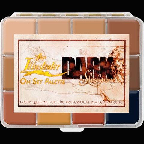 PPI Skin Illustrator On Set Dark Flesh Tone