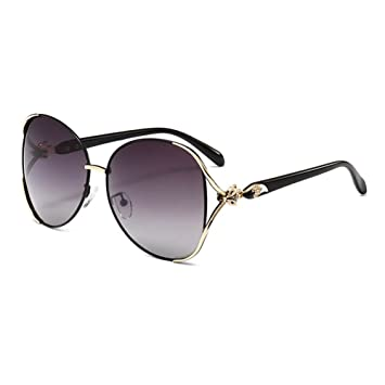 RPFU Gafas De Sol Sra. Polarized Large Frame Fox Gafas De ...
