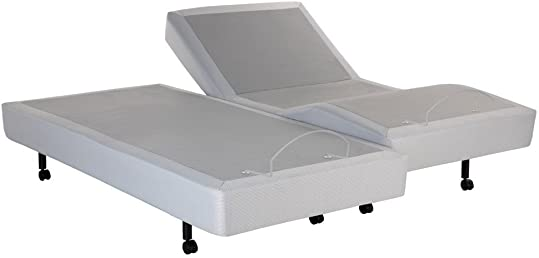 Leggett and Platt S-Cape Split Adjustable Bed Base