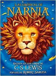Las crónicas de Narnia. Libro desplegable: Amazon.es