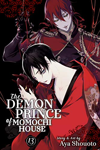 The Demon Prince of Momochi House, Vol. 13