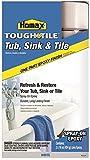 Homax Industries 761153 Tough As Tile Tub, Sink, Tile Epoxy Finish, Spray-On