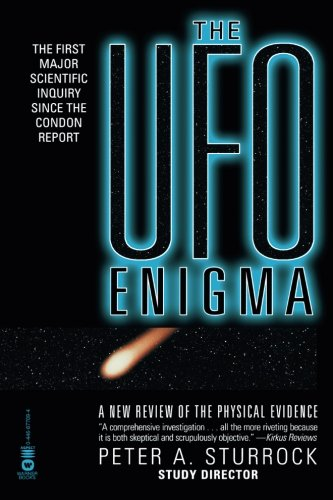 Download The UFO Enigma: A New Review of the Physical Evidence ebook