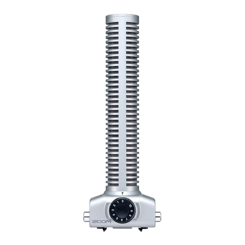 ZOOM H6/H5/Q8用ショットガンマイク SGH-6   B00ESVP8F4
