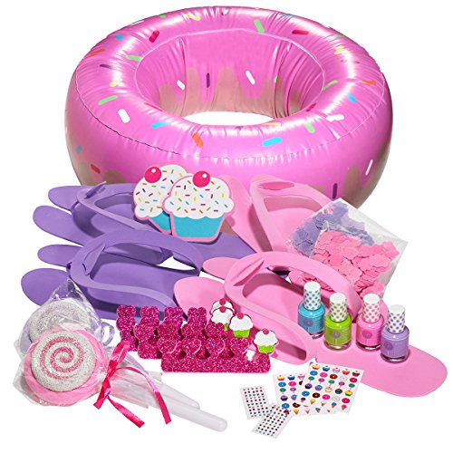 - 3C4G Sugar Shack Deluxe Pedi Party, Set of 2