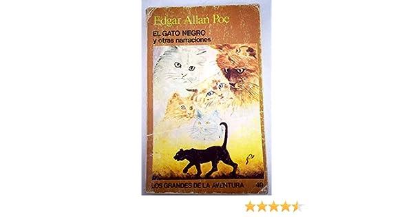 El gato negro y otras narraciones Paperback – 1976