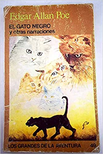 El gato negro y otras narraciones: Edgar Allan Poe: 9788424202200: Amazon.com: Books