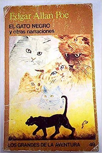 El gato negro y otras narraciones: Edgar Allan Poe: 9788424202200: Amazon.com: Books