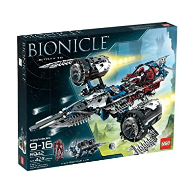LEGO Bionicle Jetrax T6 (8942): Toys & Games