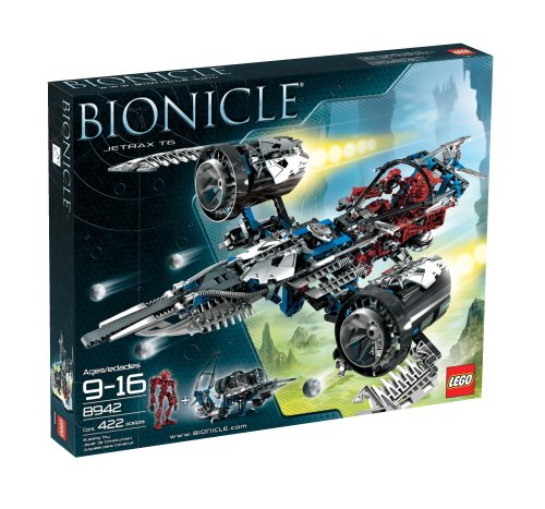 Bionicle Edition Special (LEGO Bionicle Jetrax T6 (8942))