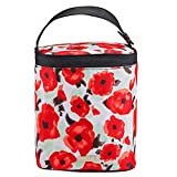 JJ Cole 4 Bottle Cooler Poppy Garden