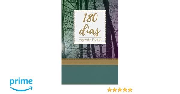 Amazon.com: 180 Dias Agenda Diaria: La Mejor Agenda Que Te ...