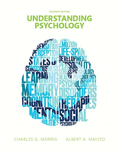 Understanding Psychology Plus NEW MyLab Psychology  with Pearson eText -- Access Card Package (11th Edition) -  Morris, Charles G., Professor Emeritus, Paperback w/ Access Card