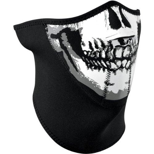 Zan Headgear 3-Panel Neoprene Half Face Mask