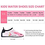 Boys & Girls Water Shoes Kids Quick Dry Non-Slip