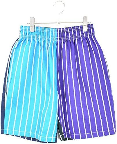 【Cookman/クックマン】Chef Short Pants Crazy Pattern CrazyStripesCold