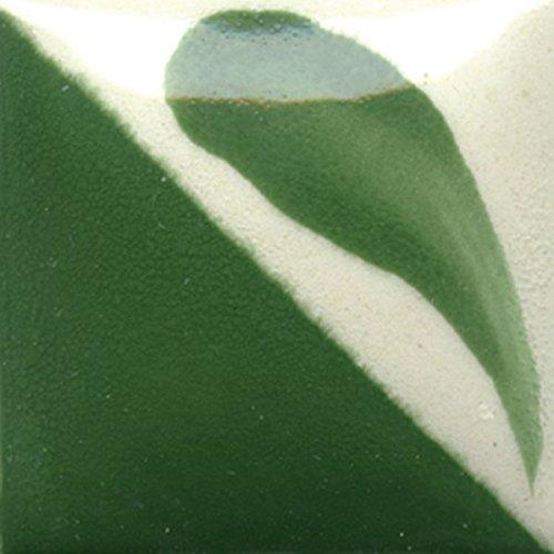 Duncan Concepts Underglaze For Ceramic Bisque, CN 172 - Bright Kelp, 16 Ounce Pint ()