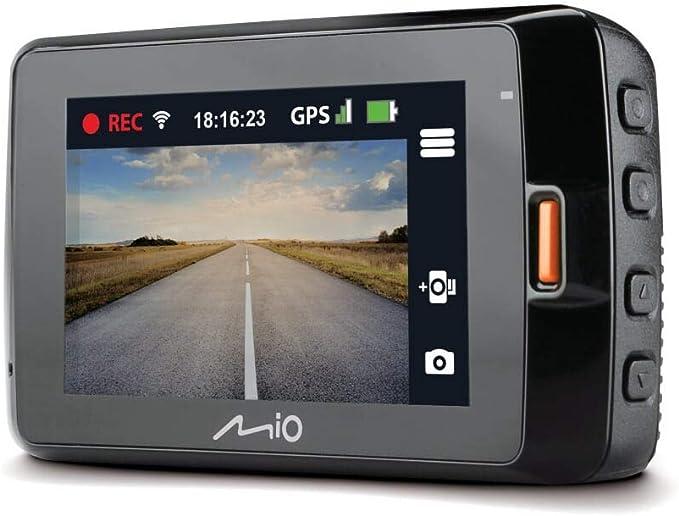 Mio Mivue 798 Full Hd Schwarz Wlan Dashcams Full Hd 150 Cmos 30 Fps H 264 Mp4 Schwarz Auto