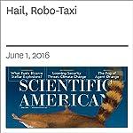 Hail, Robo-Taxi | David Pogue