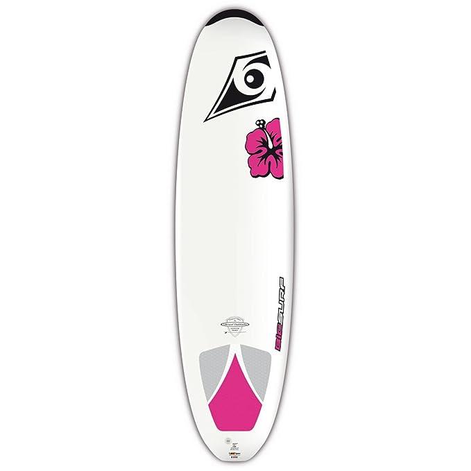 Surf Bic huevo Dura Tec Wahine tabla de surf - 7 ft 0: Amazon.es: Deportes y aire libre