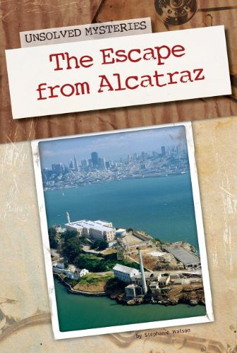 Download The Escape from Alcatraz (Unsolved Mysteries) ebook