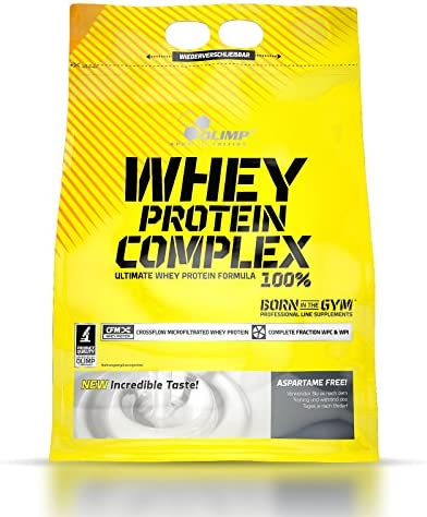 Olimp Whey Protein Complex 100% 2,2 kg Spezialangebot (Schokolade)