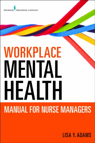 Download Workplace Mental Health Manual for Nurse Managers Pdf