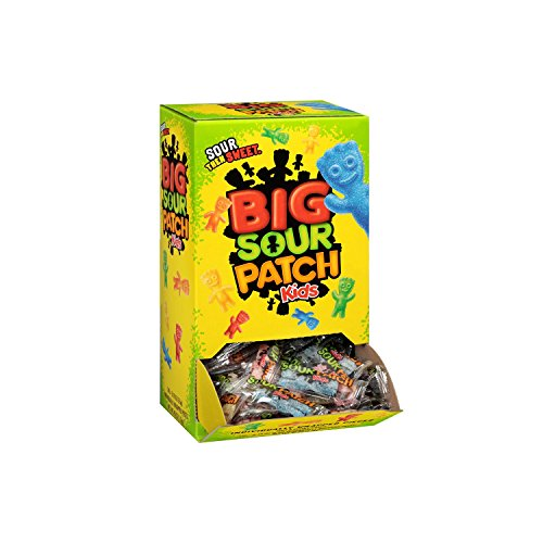 Sour Patch Kids (240 pc.) (Wrapped Kids Sour Individually Patch)