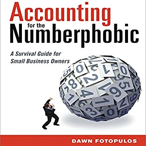 Accounting for the Numberphobic Audiobook