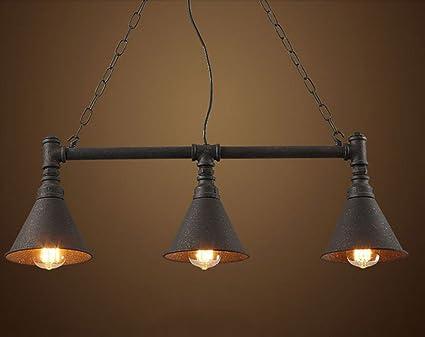 Jcrnjsb® retro semplice creativa bancone illuminazione soppalco