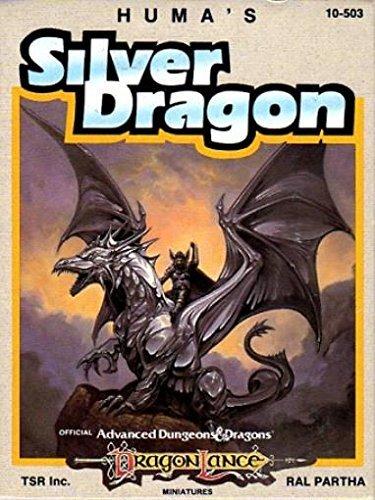 Huma's Silver Dragon