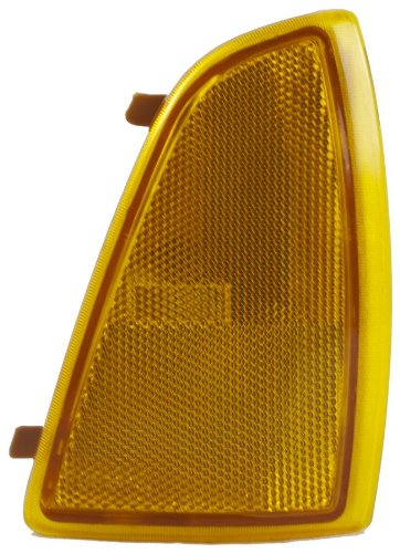 OE Replacement Chevrolet S10 Front Passenger Side Marker Light Assembly (Partslink Number -