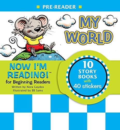 Now I'm Reading! Pre-Reader: My World (Basic Skills Reading Puzzles)