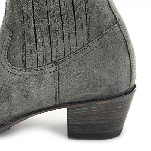 Fb Mode Støvler Støvler Sendra 12380 Gamle Mår Antracita Mode Ankelstøvle Antracita Grå Til Kvinder fTicDrc