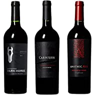 Bold Red Wine Mixed Pack, 3 x 750mL
