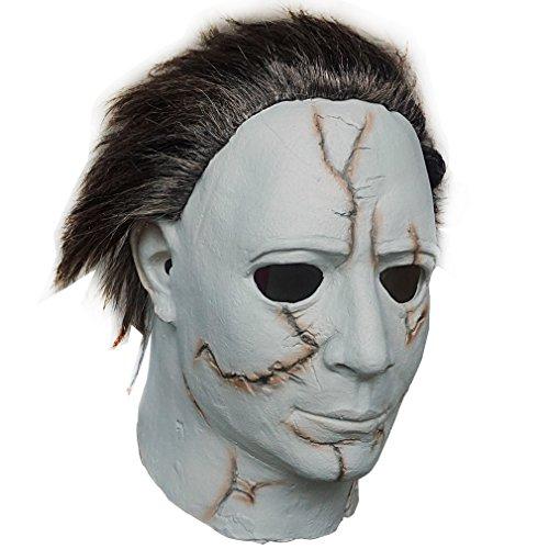Halloween Michael Myers Mask Adult Csoplay Carnival Masquerade