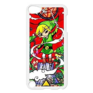 iPod Touch 5 Case White Legend of Zelda OOW Sony Ericsson Phone Covers