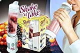 uk juicer blender - SHAKE 'n TAKE - Blender, Smoothie & Protein Shake Maker by Silicone Bakeware